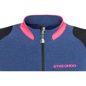 Etxeondo Bomber Jas Dames blauw/zwart